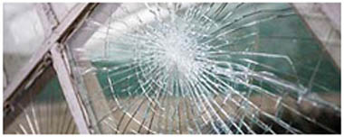 Wandsworth Town Smashed Glass